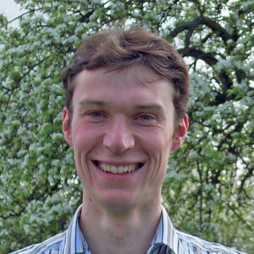 headshot of Marc Cranshof