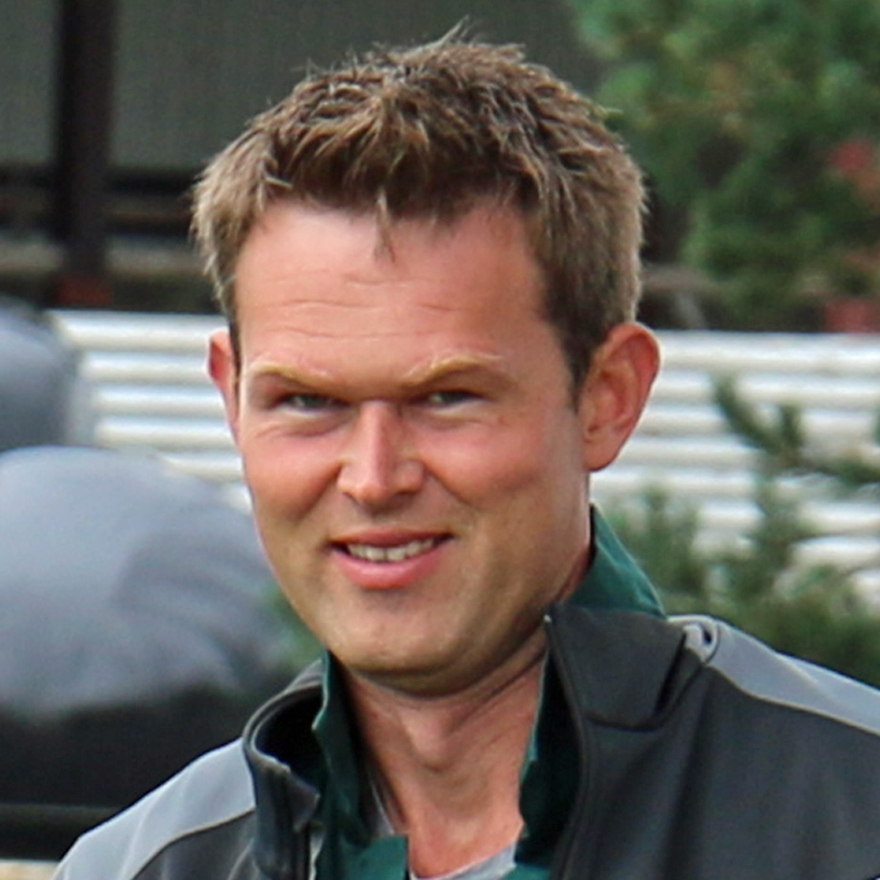 headshot of Jurjen Groenveld