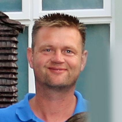 headshot of Marcel Verboom